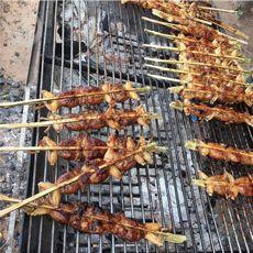 カンボジア的BBQ